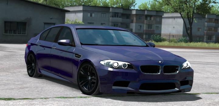 Photo of ETS2 – Bmw F10 M5 V1R40 (1.38.x)