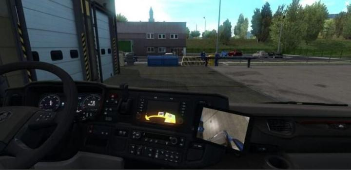 Photo of ETS2 – Corner Eye For Scania 2016 Next Gen V2 (1.38.x)