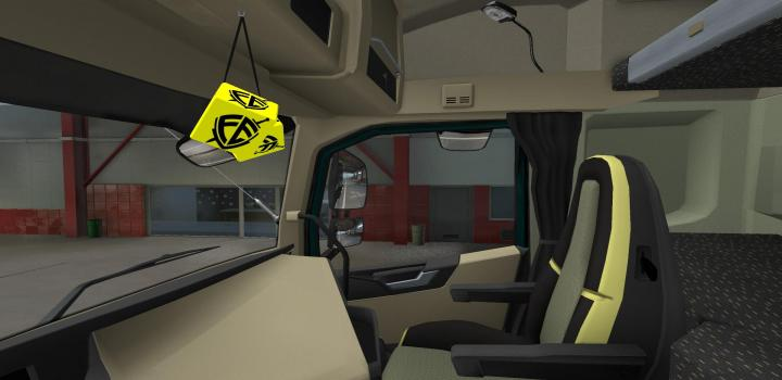 Photo of ETS2 – Cube Escudo Fe (1.38.x)
