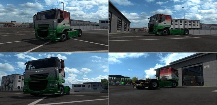 Photo of ETS2 – Dafco Stralis V2 (1.38.x)
