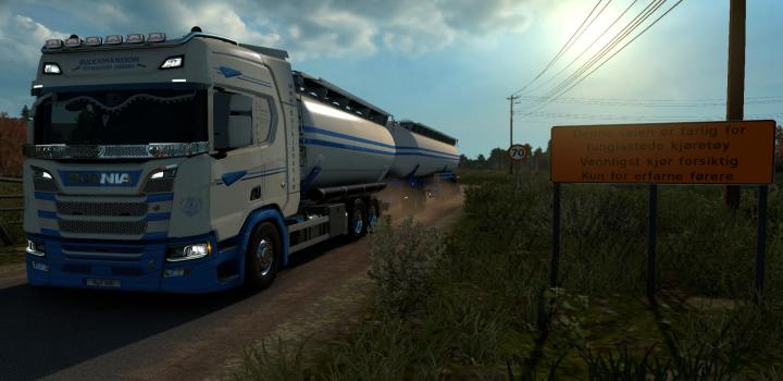 Photo of ETS2 – Feldbinder Kip Rigid Addon For Tandem Addon V1 (1.38.x)