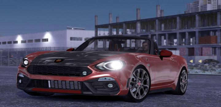 Photo of ETS2 – Fiat 124 Abarth V1R40 (1.38.x)