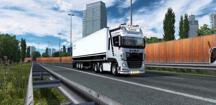 Photo of ETS2 – G.kost Skin (1.38.x)