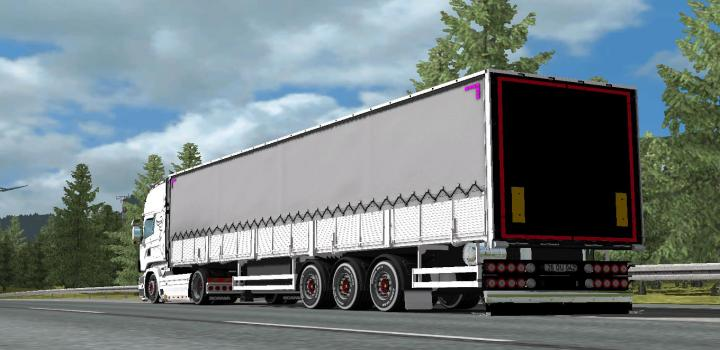 Photo of ETS2 – Hal Trailer (1.38.x)