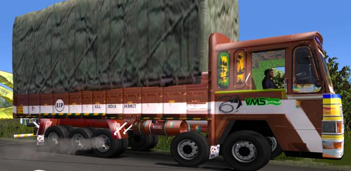 Photo of ETS2 – Heavy Load Lorry 16 Wheels (1.38.x)