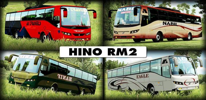 Photo of ETS2 – Hino Rm2 Exclusive (1.38.x)