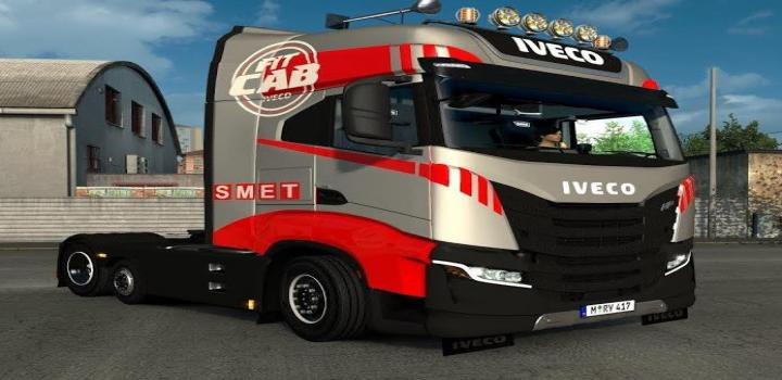 Photo of ETS2 – Iveco S-Way 2020 V3 (1.38.x)