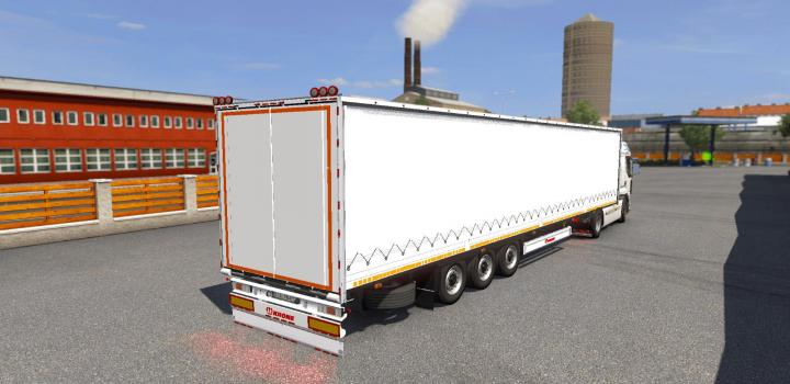 Photo of ETS2 – Krone Trailer (1.38.x)