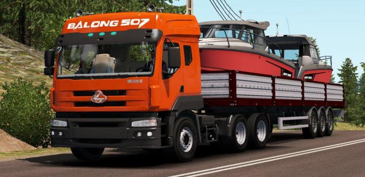 Photo of ETS2 – Liuqi Balong 5071S (1.38.x)