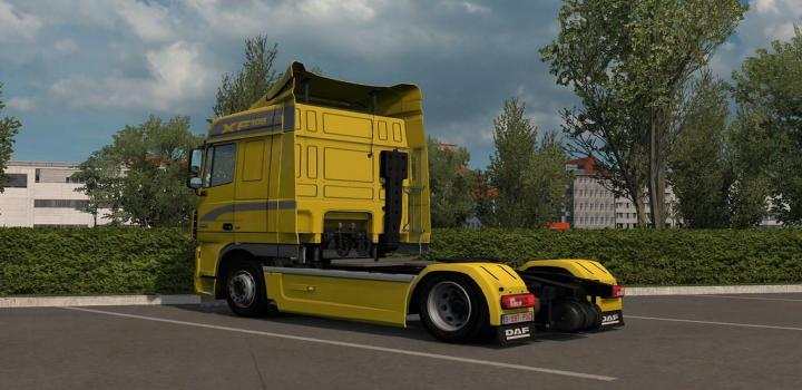 Photo of ETS2 – Low Deck Chassis Addons For Schumi Trucks V4.6 (1.38.x)