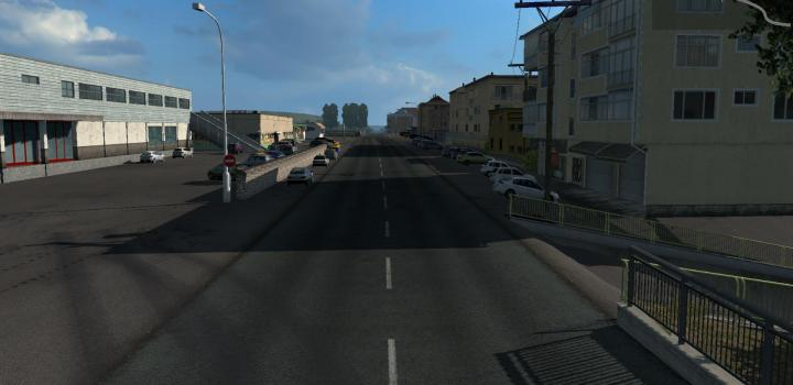 Photo of ETS2 – Mediterranean Expansion V1.1 (1.38.x)
