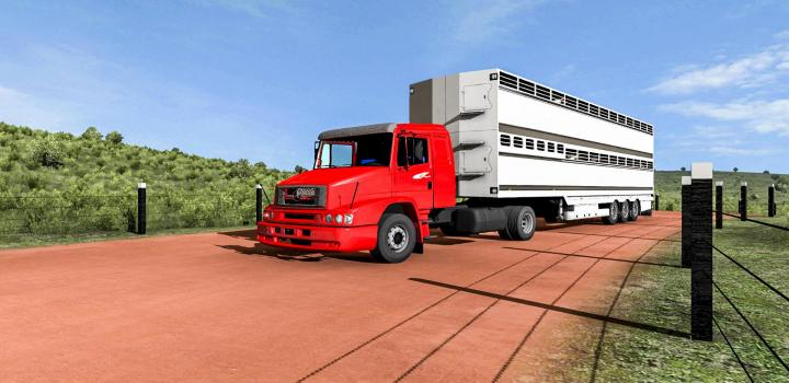 Photo of ETS2 – Mercedes-Benz Brazil Truck (1.38.x)
