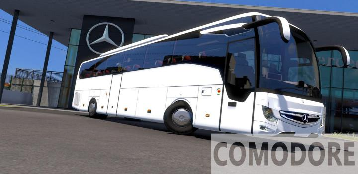 Photo of ETS2 – Mercedes-Benz New Tourismo Edition (1.38.x)