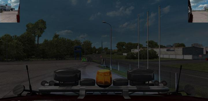Photo of ETS2 – Mini Mirrors (1.38.x)