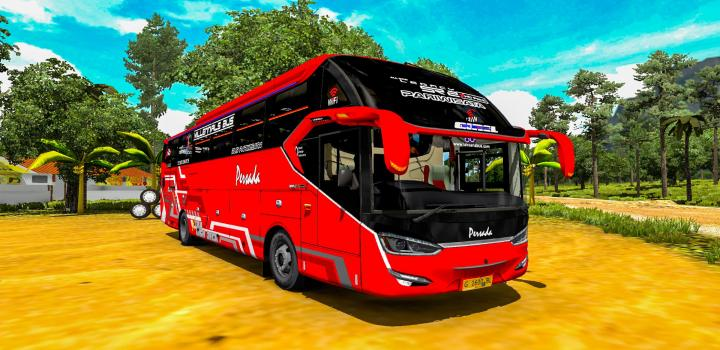 Photo of ETS2 – Mod Bus Laksana Sr2 Xhd Prime (1.38.x)