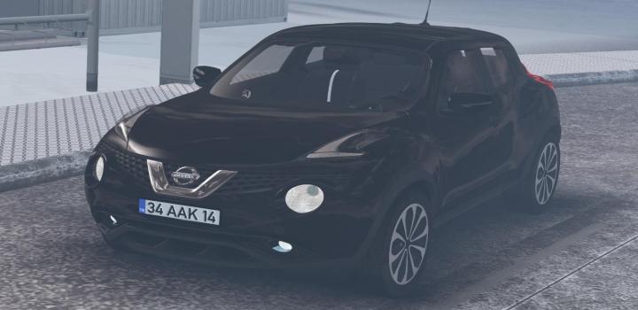 Photo of ETS2 – Nissan Juke V1R40 (1.38.x)