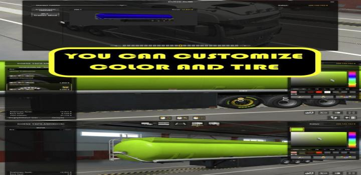 Photo of ETS2 – Ownable Fuel Tank Trailer Mp (1.38.x)