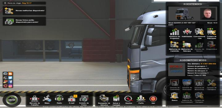 Photo of ETS2 – Roextended 2.4 Map For Profile (1.38.x)