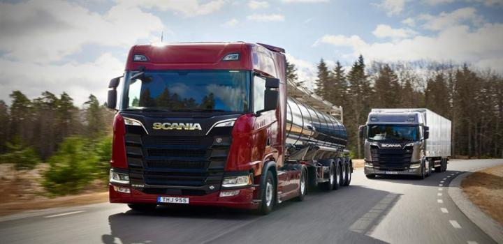 Photo of ETS2 – Scania Nextgen Dc16 Sound (1.38.x)