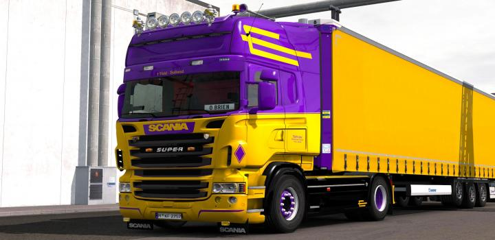 Photo of ETS2 – Scania R950 Konstanitidis Loud Pipe Sound (1.38.x)