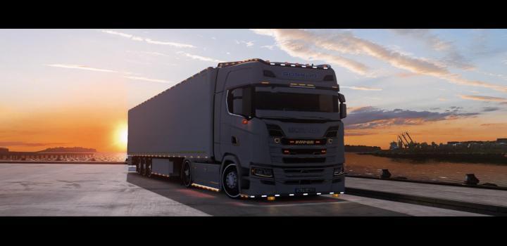 Photo of ETS2 – Scania S Custom (1.38.x)