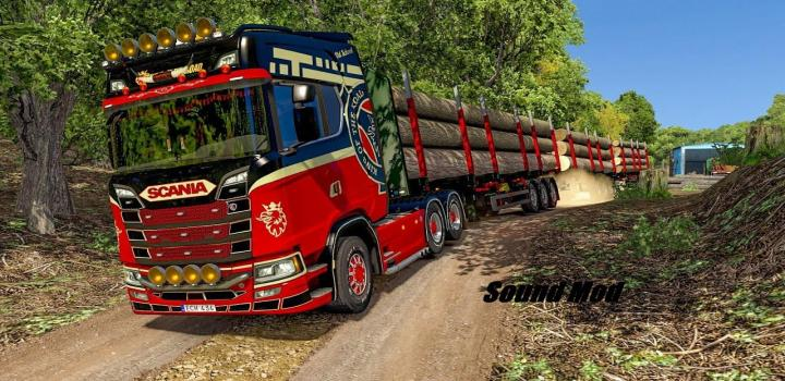 Photo of ETS2 – Scs Truck Sounds Reworked Megapack V3 (1.38.x)
