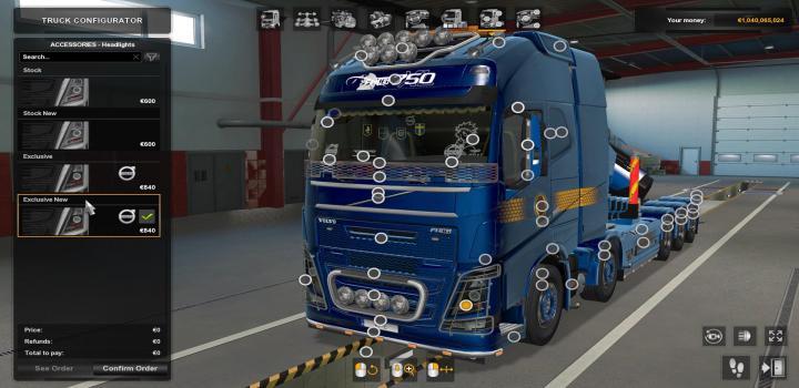 Photo of ETS2 – Volvo Fh16 2012 Mega Mod V1.38.1.11S