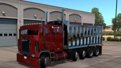Photo of ATS – Freightliner Flb Custom V1.1 (1.38.x)