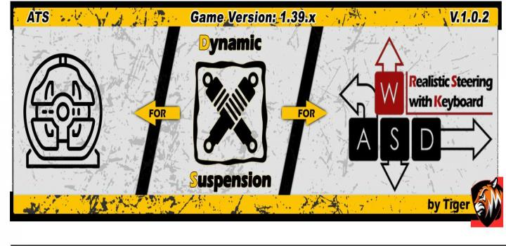 Photo of ATS – Dynamic Suspension V1.0.2 (1.39.x)
