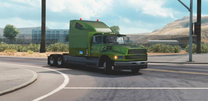 Photo of ATS – Ford Aeromax (1.38.x)