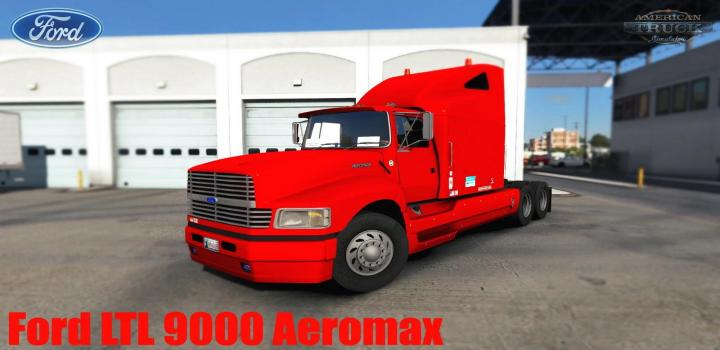Photo of ATS – Ford Ltl 9000 Aeromax (1.38.x)