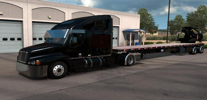 Photo of ATS – Freightliner Col/Cent Custom (1.39.x)