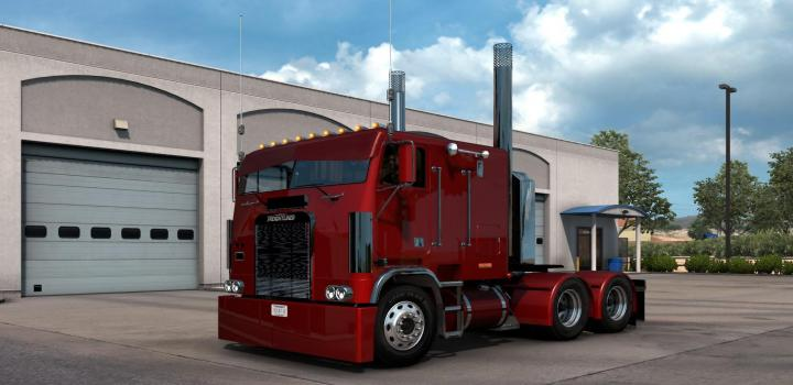 Photo of ATS – Freightliner Flb/Fla Custom (1.39.x)