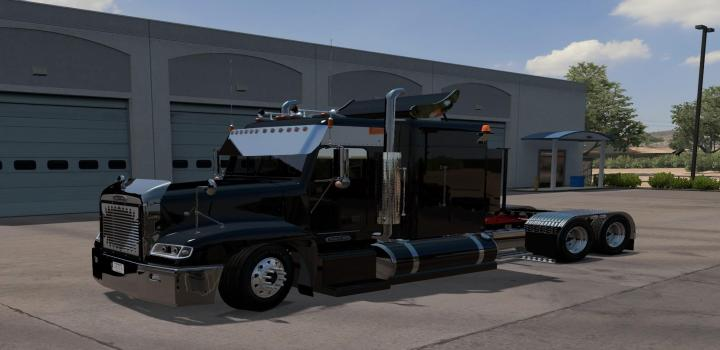 Photo of ATS – Freightliner Fld Custom Truck (1.39.x)