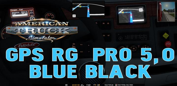 Photo of ATS – Gps Rg Pro Blue Black V5 (1.38.x)