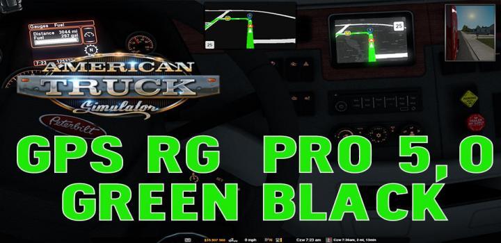Photo of ATS – Gps Rg Pro Green Black V5 (1.38.x)