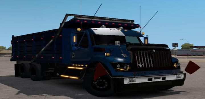 Photo of ATS – International Workstar (1.39.x)