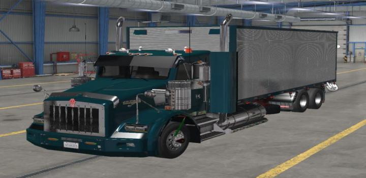 Photo of ATS – Kenworth T800 Truck (1.39.x)