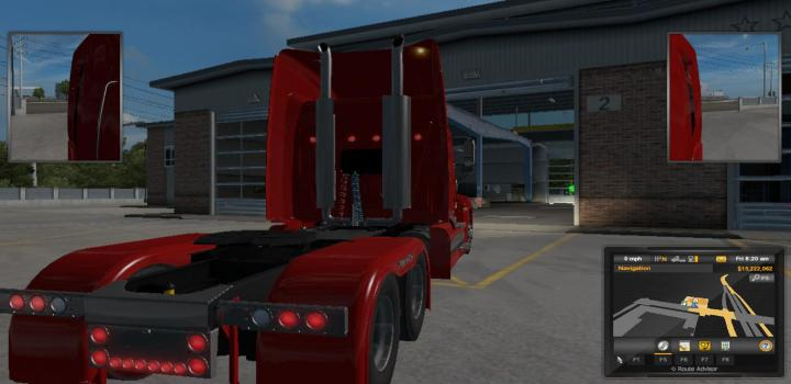 Photo of ATS – Kenworth W900Ex (1.36.x)