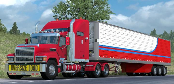 Photo of ATS – Mack Pinnacle Chu613 V1.5 (1.39.x)