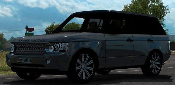 Photo of ATS – Range Rover Supercharged 2008 V5 (1.38.x)