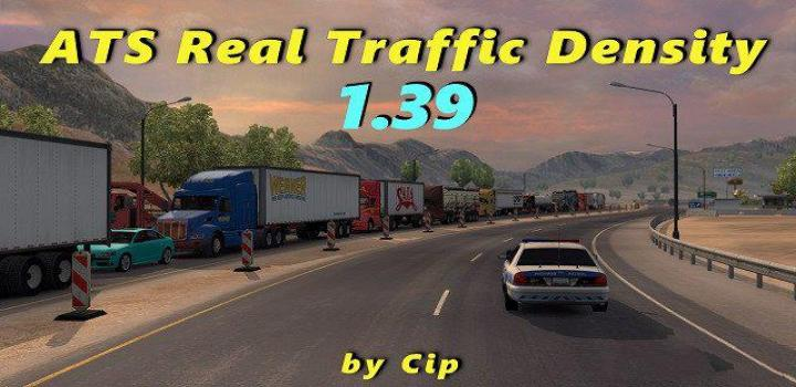 Photo of ATS – Real Traffic Density (1.39.A)