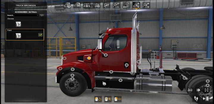 Photo of ATS – Unlock Hidden Scs Parts – Ws 49X (1.38.x)