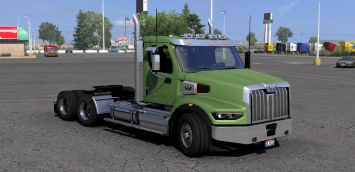 Photo of ATS – Western Star 49X Reworked V1 (1.39.x)