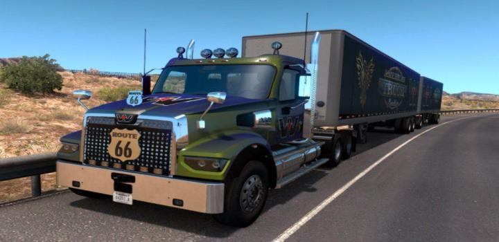 Photo of ATS – Western Star49X Little Tuning Options V1 (1.38.x)