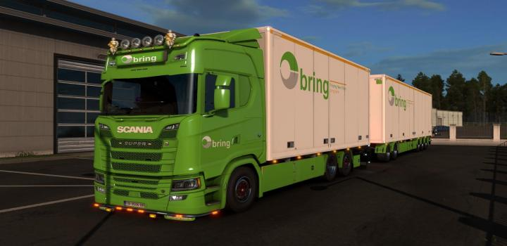 Photo of ETS2 – Bring Tandem V1.2 (1.38.x)