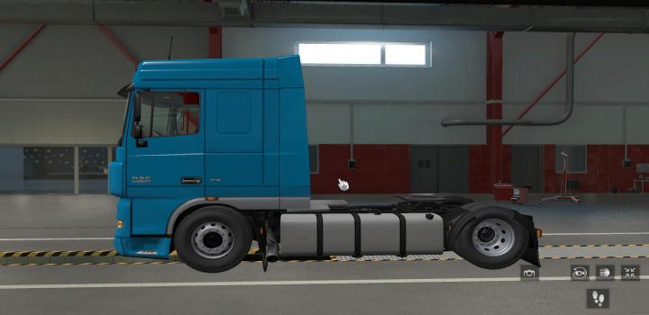 Photo of ETS2 – Daf Xf 105 Low Deck (1.38.x)