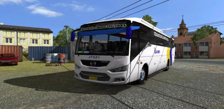 Photo of ETS2 – Discovery Dc3 Bus (1.38.x)