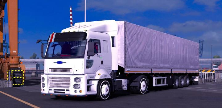 Photo of ETS2 – Ford Cargo (1.39.x)