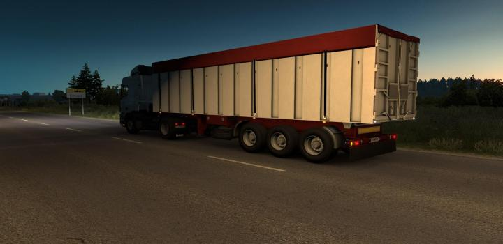 Photo of ETS2 – Fruehauf Vfk Tipper Trailer V1 (1.38.x)